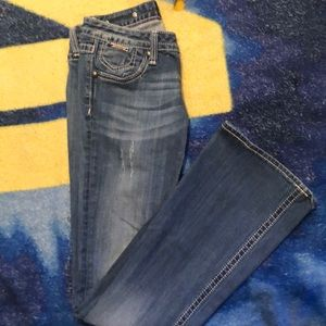 0R boot Rerock for express blue jeans